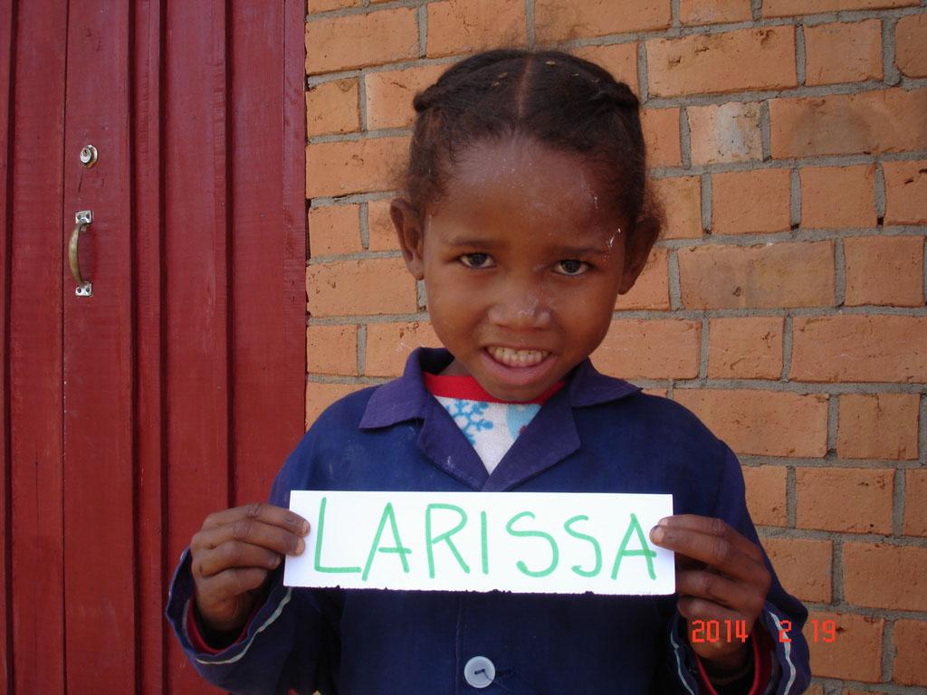 Larissa, 2014