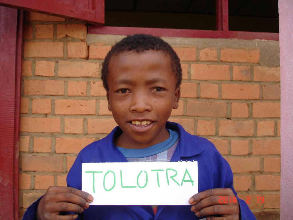 Tolotra, 2014