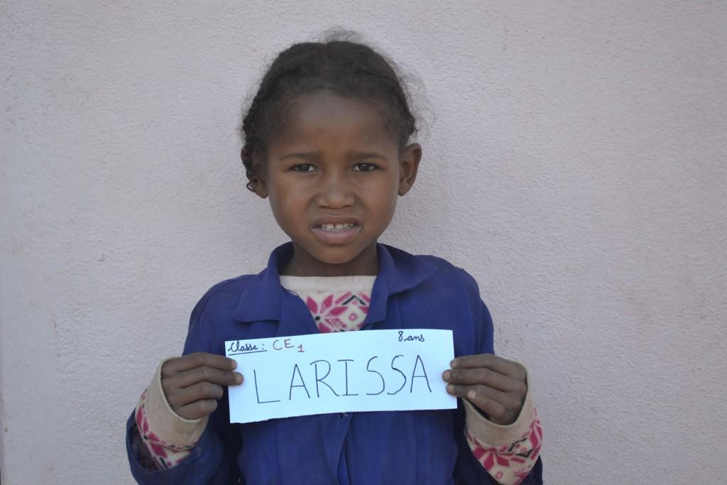 Larissa- CE1