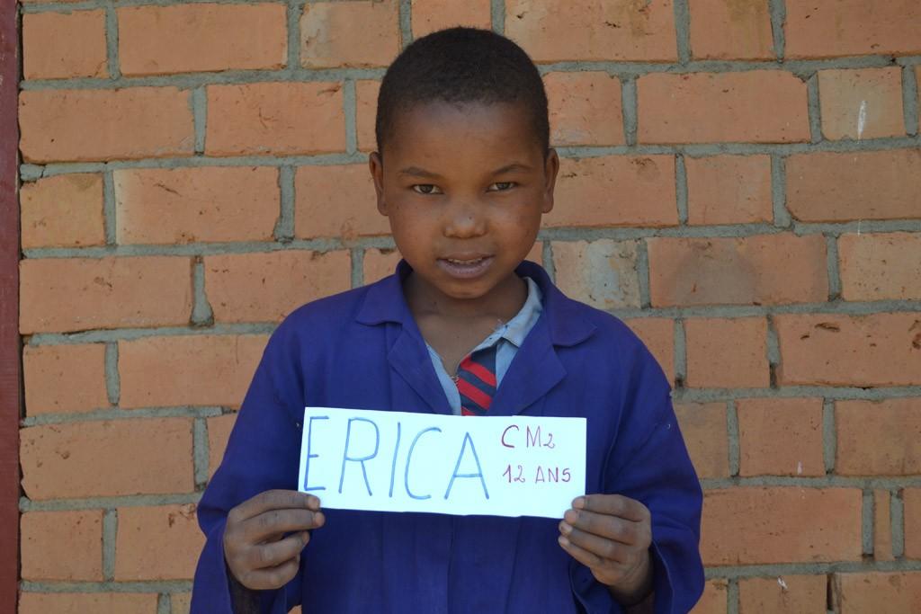 Erica - CM2, né en 2003, année scolaire 2015-2016