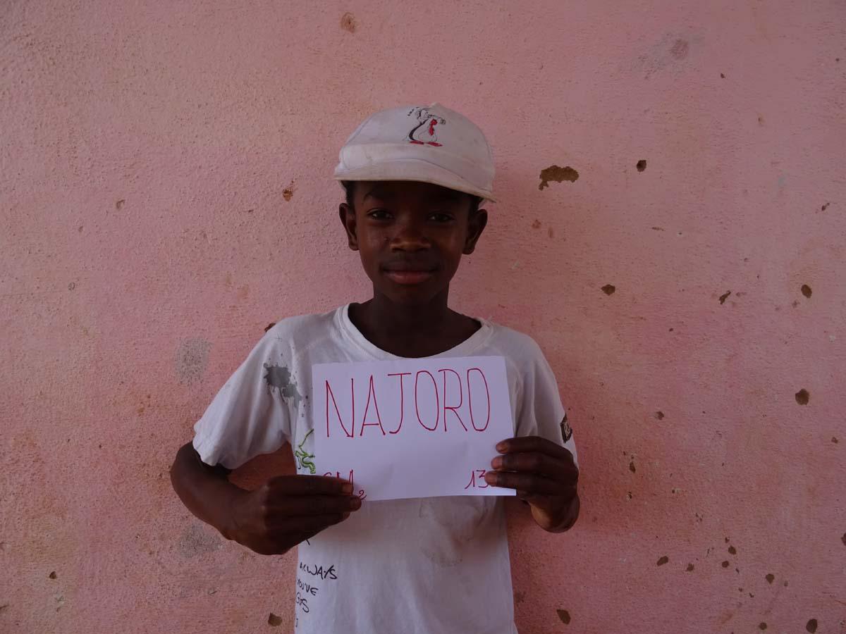 Najoro