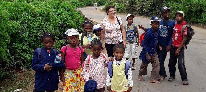 Anecdotes sur le voyage à Ankazoube – l'école (Partie 1)